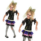 Rubies Zombie Doll Girl New Halloween Horror Party Fancy Dress Costume Outfit