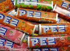 PEZ Refills - Retro Party Bag Sweets for PEZ Dispensers, Fruit Mix, Select QTY
