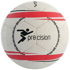 Precision Training Pro Match Netball White/Red/Black 32 Panel
