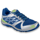The North Face Hyper Track Guide Mens Running Shoes Blue Footwear Nautical