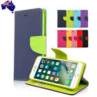 Stand Leather Wallet Cover Gel Case for Apple iPhone 6 4.7 iPhone 6 Plus 5.5