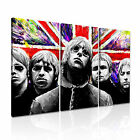Oasis Rock Music Band Modern Wall Art Canvas Print Framed ~ 3pc Many Size
