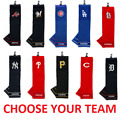 """Offically Licensed MLB 16""""x22"""" Embroidered Golf Towel Choose Your T on Ebay"""