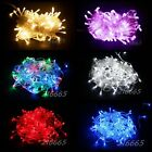 100/200/300 LED Christmas Tree Garden Party String Fairy Lights 10M/20M/30M