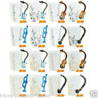 Music Instrument Violin Guitar Trumpet Clarinet Tea Coffee Cup Mug Cups Gift