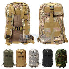 Molle Rucksacks Outdoor Hiking Camping Trekking Bag Military Tactical Backpack