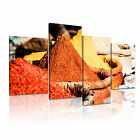 FOOD&DRINK Powders 3 4A-LH Canvas Framed Printed Wall Art ~ More Size