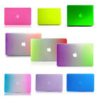 "Candy Colorful Rubberized Hard Case Cover For Macbook Air 11""13""/Pro 13""15"" inch"