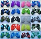 Soft Silicone Skin Grip Protective Cover for Xbox 360 Controller Rubber Case
