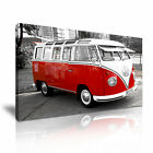 TRANSPORT Vehicle Van 3 Canvas 1-21 Framed Printed Wall Art ~ More Size
