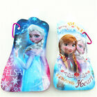Frozen Elsa & Anna Girl Gift Folding Water Bag Cup 450ml Sport Birthday Party