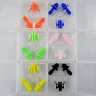 New Silicone Swimming Earplugs X 2+ Nose Clip Protective Articles Prevent Water