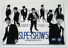 Super Junior - World Tour In Seoul: Super Show 5 DVD [2 Disc+Photobook+Poster]