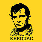 Jack Kerouac Beat Generation novelist poet T Shirt On The Road!