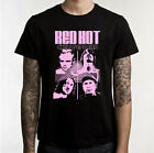 RARE VINTAGE REPOP RED HOT CHILI PEPPERS CONCERT POSTER T-SHIRT  S/XXXL NICE!