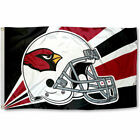 Arizona Cardinals NFL Flag Tailgating Banner