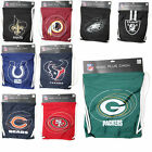 NFL Team Backpack Sack Tote Drawstring Sling Bag