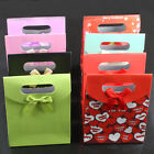Lovely Tree/Heart Love/Bowknot Xmas/Wedding/Birthday Party Gift Handle Paper Bag