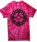 CELTIC KNOT TIE  DYE T-SHIRT - Pagan Wicca Druid - Colour Choice