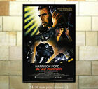 Harrison Ford Blade Runner Film Movie Poster [6 sizes, matte+glossy available]