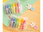 6 Colors Cute Little Nite Writer Pens/Marker Pens/Highlights Mini Pens Set AH002