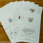 Wedding Invitation Card Inserts for C6 Cards - Special Occations - Own Design's