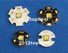 CREE Xlamp XML EasyWhite 4chips led XM-L 6V/12V Warm White Lamp W/ 16mm/20mm PCB