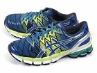 Asics GEL-Kinsei 5 Navy/Royal/Lime Sportstyle Expert Running Shoes T3E4Y-5042