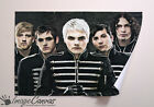 MY CHEMICAL ROMANCE GIANT WALL ART POSTER A0 A1 A2 A3