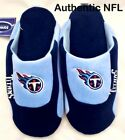 NFL AUTHENTIC TENNESSE TITANS, LOW PRO LOGO, SOFT BOTTOM SOLE SLIPPER