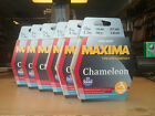 MAXIMA CHAMELEON  'ONE SHOT' SPOOLS CARP AND COURSE FISHING LINE @ M H Tackle