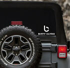 HOT!! BIFFY CLYRO BAND DIE CUT DECAL HIGHEST QUALITY - CHOOSE SIZE AND COLOR!