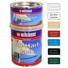 [42,60€/1L] Wilckens DD Hartlack 750 ml Farbauswahl, 2-K PUR Bootslack Yachtlack