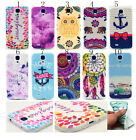 Rubber Soft TPU Silicone Phone Back Case Cover For SAMSUNG GALAXY S4 i9500