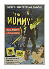 The Mummy #2 - Vintage Horror Film/Movie Poster