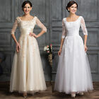 Plus Size Lace Up Prom Dress Vintage Lace Homecoming Evening Prom Party Dresses