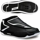 Shimano AM45 AM BMX DH Downhill MTB Mountain Bike SPD Race Shoe Black White