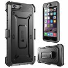 iPhone 6 6S Case Cover Built-in Screen Protector Supcase Unicorn Belt  Holster