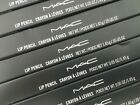 Kyпить  MAC LIP PENCIL lipstick liner LIMITED EDITION SOLD OUT COLORS NIB new in box на еВаy.соm