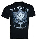 IN FLAMES - BANDSHIRT *DEMONIC FORCE* T-SHIRT GR. M XL XXL HEAVY METAL SHIRT
