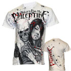 BULLET FOR MY VALENTINE - BANDSHIRT *RUSSIAN ROULETTE* GR M L XL SHIRT METALCORE