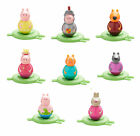 PEPPA PIG WEEBLES SERIES 2 & 3 SINGLE FIGURE PACK - ZOE PEDRO REBECCA EMILY SUZY