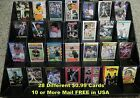 JOSE CANSECO _ 28 Different $0.99 Cards _ Choose 1 or More_  10 Mail FREE in USA
