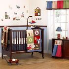 12 PC COCAL A-Z BOYS CRIB BEDFING SET 199$