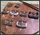 Upgrade Watch Buckle, Solid Steel, Brushed or Polished, You Choose Style image