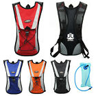 backpack with water pouch - Cycling Bags Backpack Water Bag Hiking Pouch Climbing Hydration with Bladder