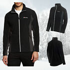 Berghaus Mens Spectrum Micro Full Zip InterActive IA Fleece Jacket - XXL - New