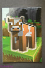 Minecraft Collectable Foil Sticker cards