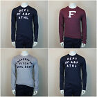 ABERCROMBIE & FITCH MEN`S by Hollister HERITAGE LOGO SHIRT LONG SLEEVE ALL SIZE