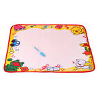 Water Drawing Painting Writing Mat Board Magic Pen Doodle Kids Toy Gift L fad